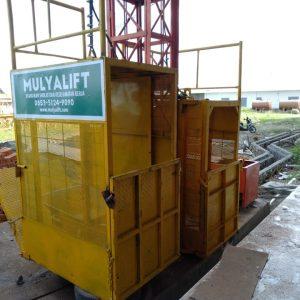 Sewa Lift Barang Kapasitas 1 – 2 Ton Jawa Barat
